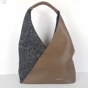 Cavana Canvas Shoulder Bag